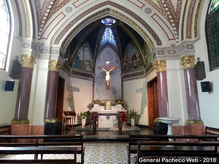 Resultado de imagen para iglesia nuestra señora de la concepción en pacheco